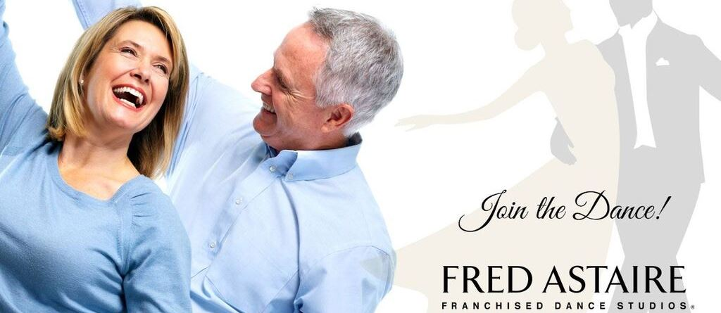 Join The Dance at Fred Astaire Dance Studios