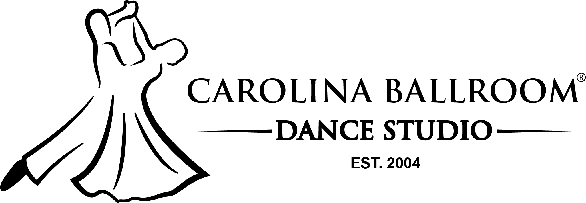 Carolina Ballroom Dance Studio Logo
